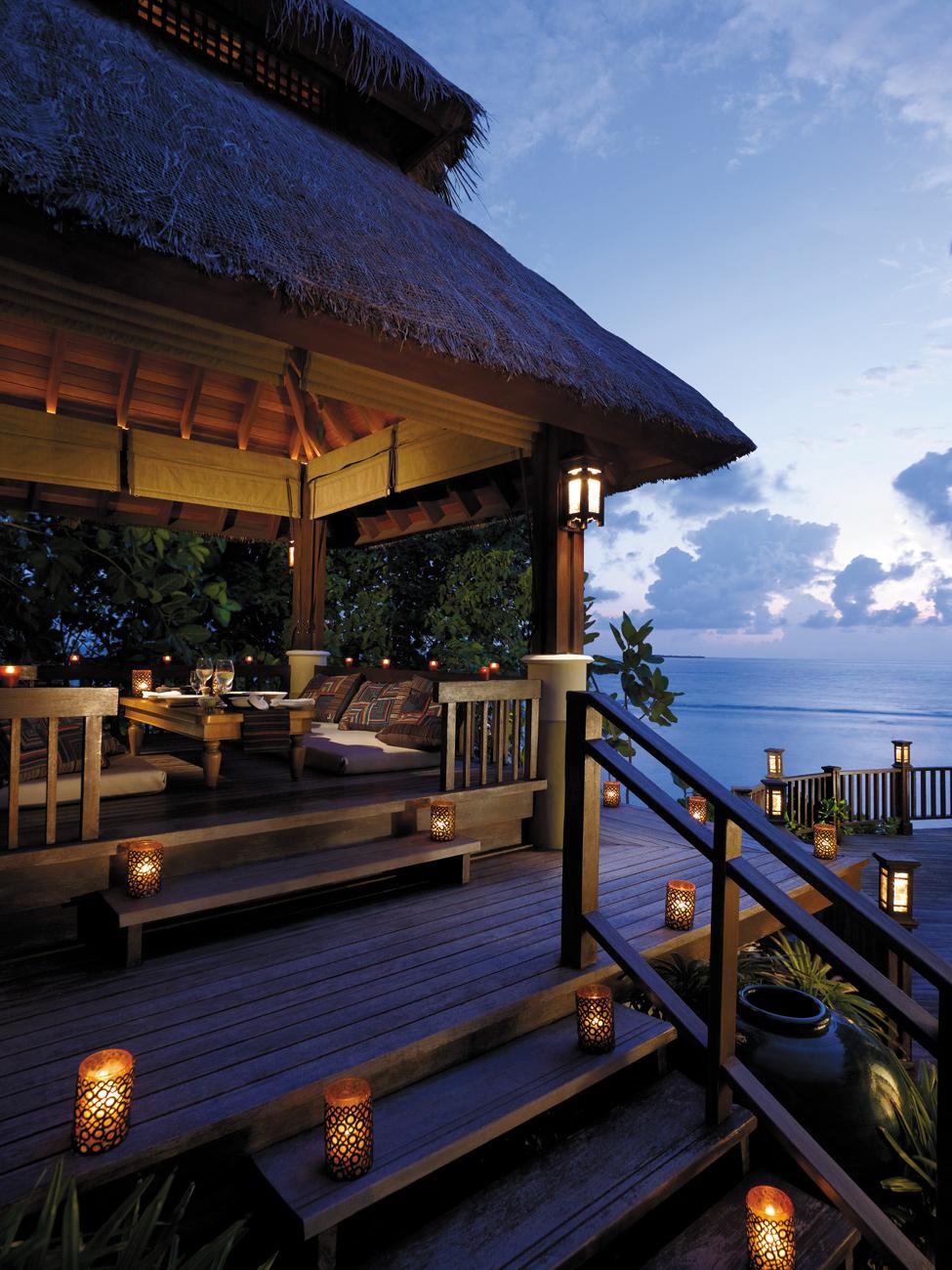 Сказочный курорт Villingili Resort & Spa