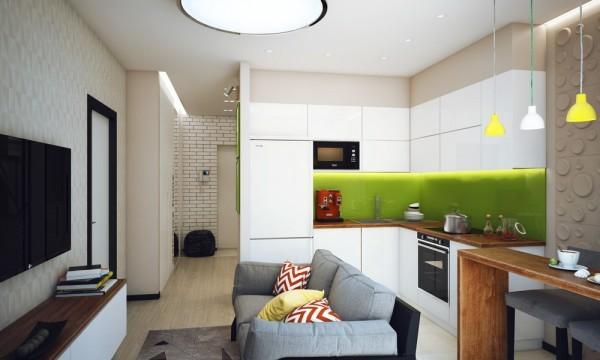 Гостиная 10 метров дизайн