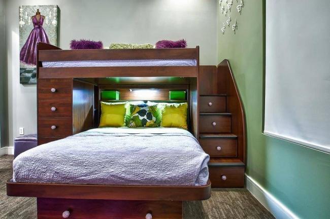 Кроватки маленькие дизайн