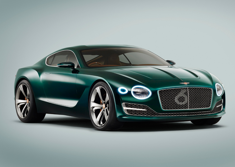 Купе Bentley EXP 10 Speed 6