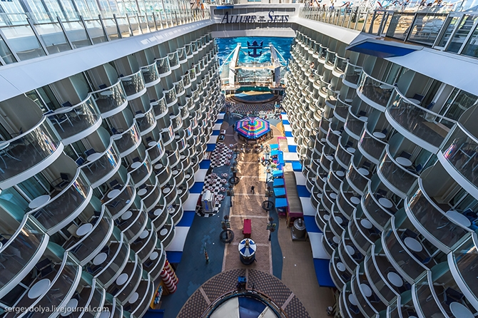 samyj bolshoj kruiznyj lajner allure of the seas 5