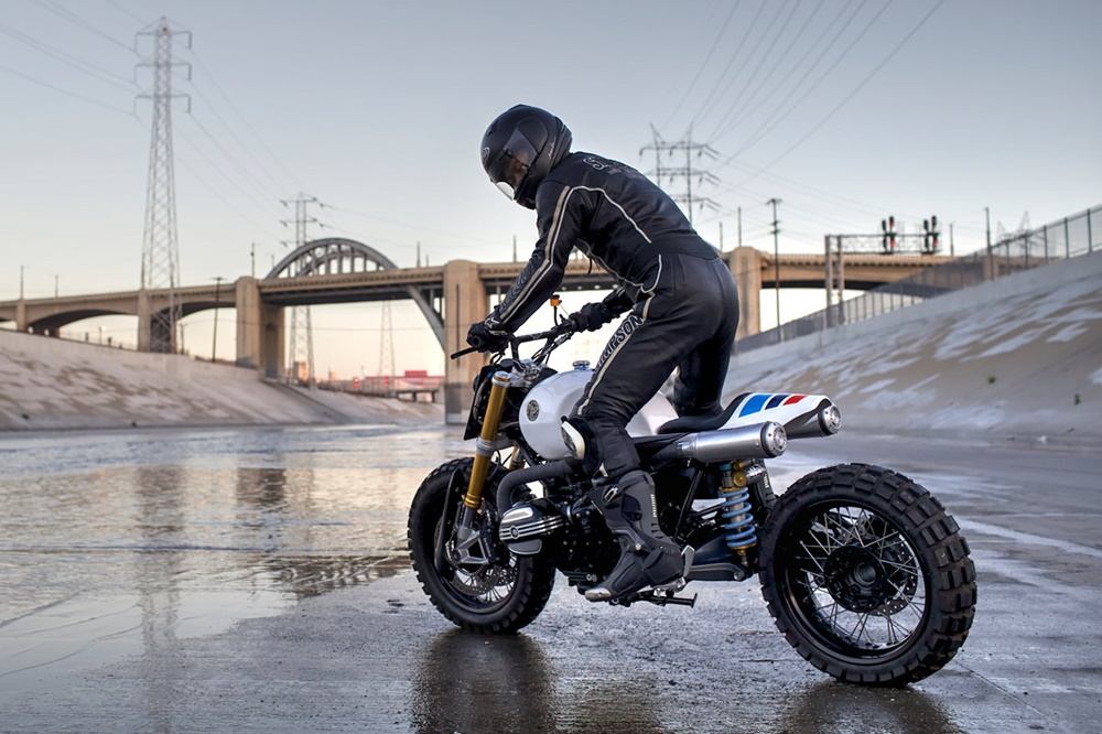 skrembler bmw r ninet chocolate slider 9