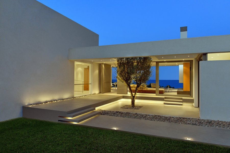 Недвижимость в Закинтос на побережье