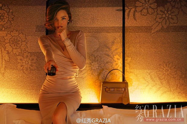 miranda kerr v grazia china 1