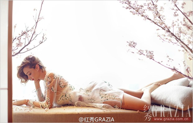 miranda kerr v grazia china 2