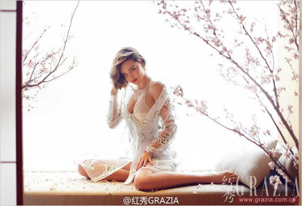 miranda kerr v grazia china 5