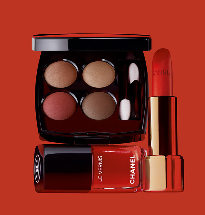 kollektsiya makiyazha le rouge collection 1 ot chanel 3