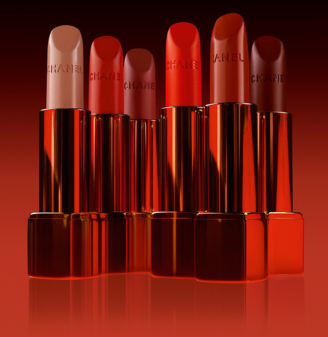 kollektsiya makiyazha le rouge collection 1 ot chanel 4