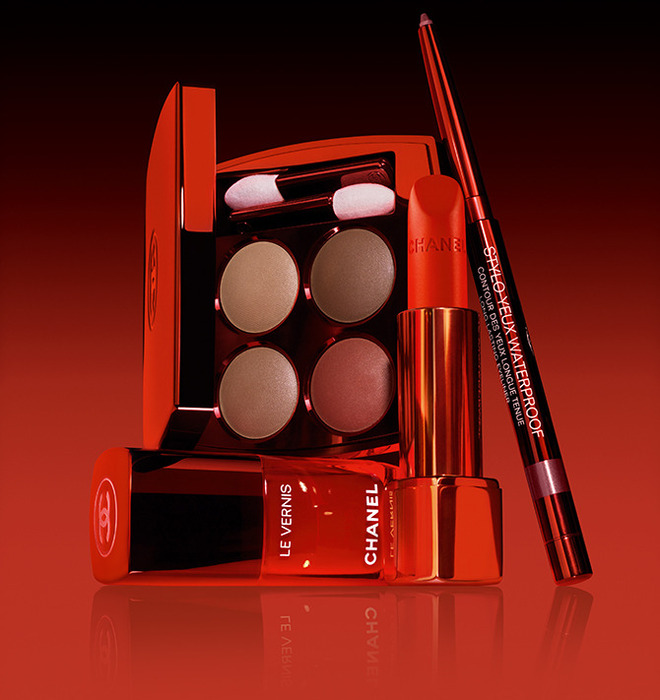 kollektsiya makiyazha le rouge collection 1 ot chanel 7