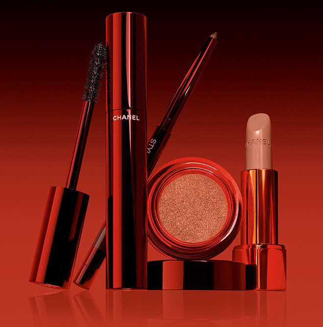 kollektsiya makiyazha le rouge collection 1 ot chanel 8