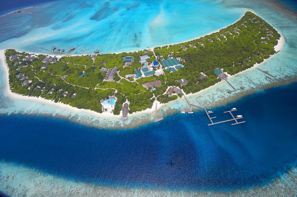 butik otel island hideaway na maldivakh 1