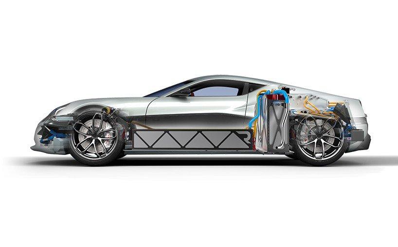 serijnaya versiya elektrogiperkara rimac concept one 9