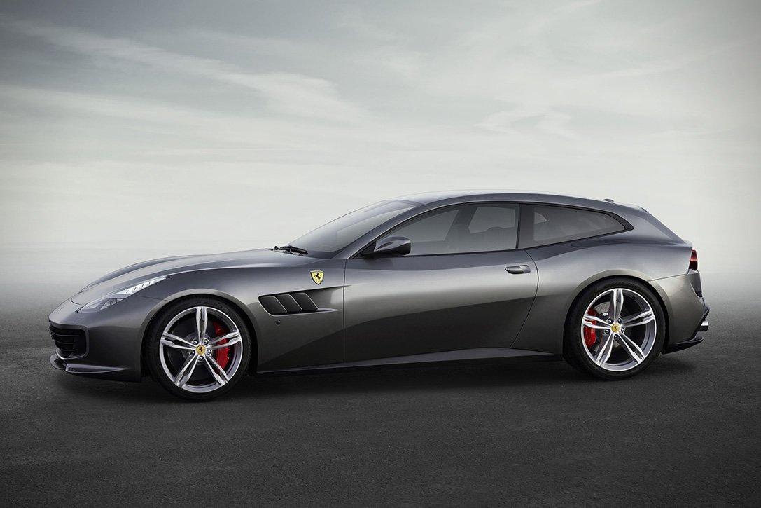 Ferrari ff - самый необычный феррари в истории марки