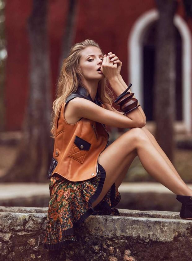 Magdalena Frackowiak Elle France David Bellemere 03 620x842