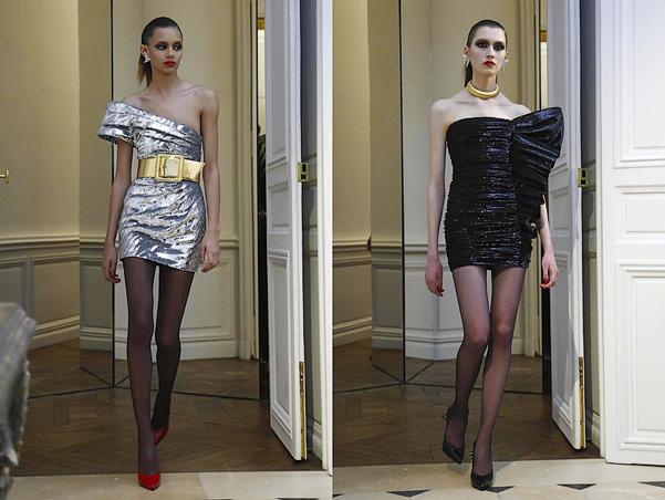 nedelya mody v parizhe saint laurent osen zima 2016 2017 2