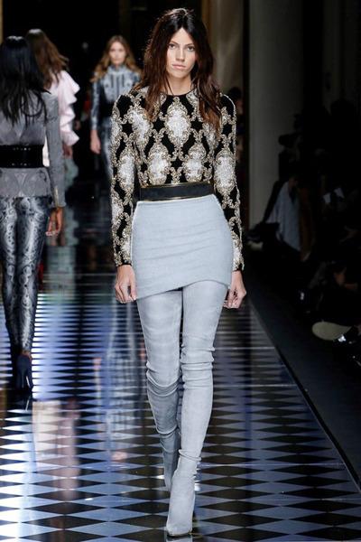 nedelya mody v parizhe shou balmain 14