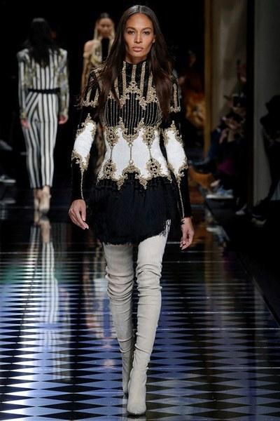 nedelya mody v parizhe shou balmain 19