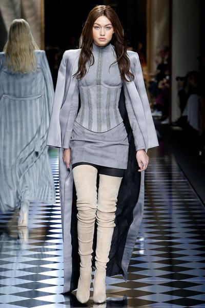 nedelya mody v parizhe shou balmain 5