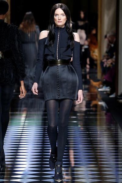 nedelya mody v parizhe shou balmain 9