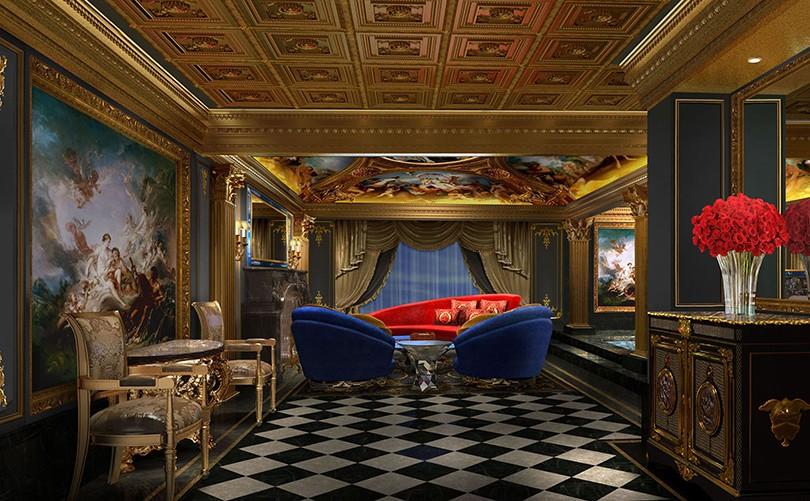 Самый дорогой в мире отель THE 13 готовится к открытию