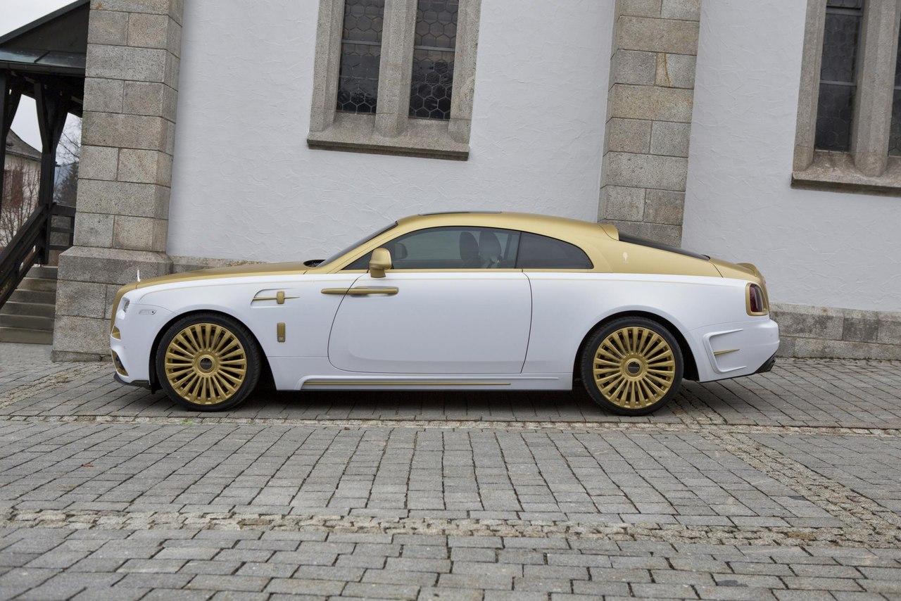 Mansory Rolls Royce Wraith 4
