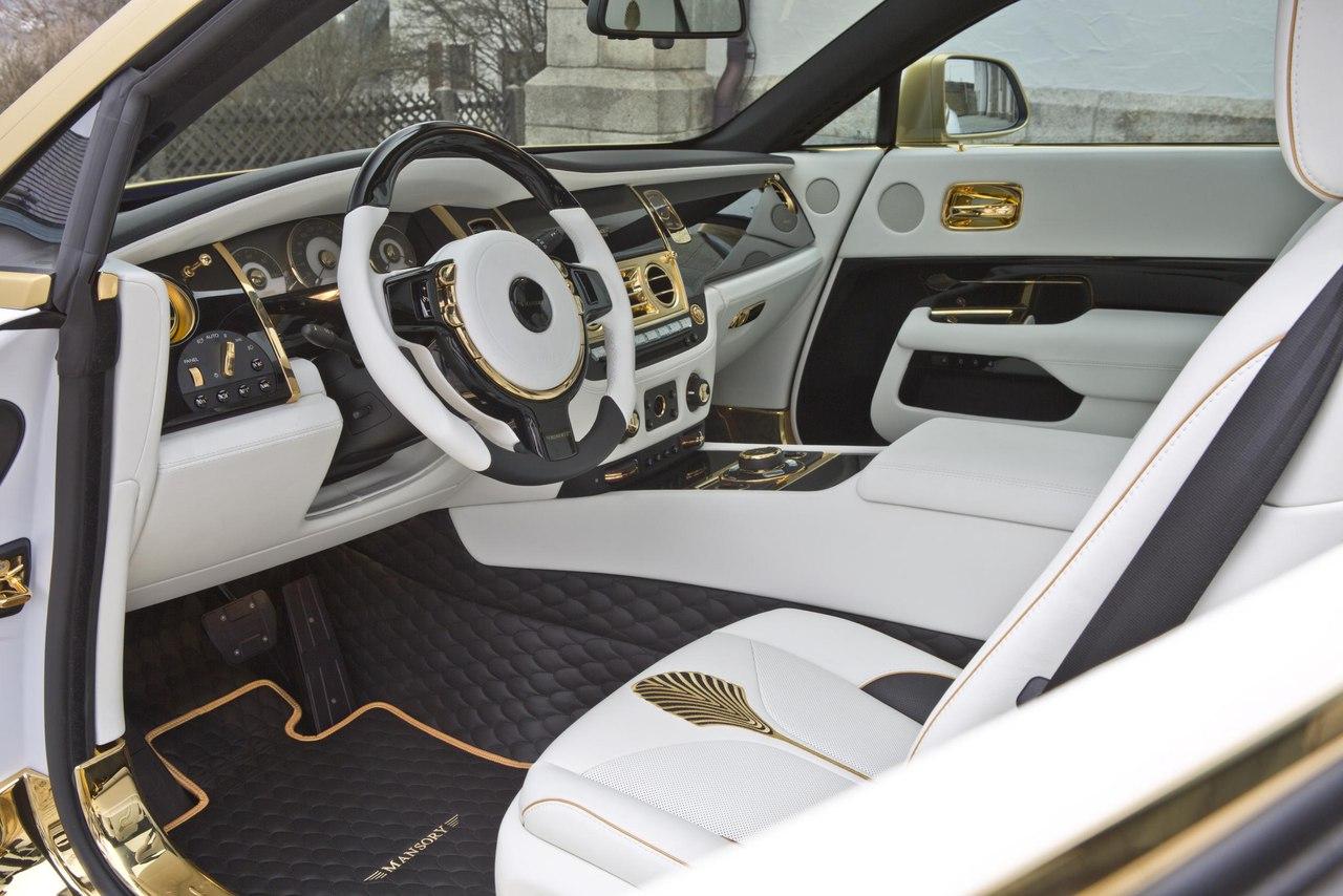 Mansory Rolls Royce Wraith 5