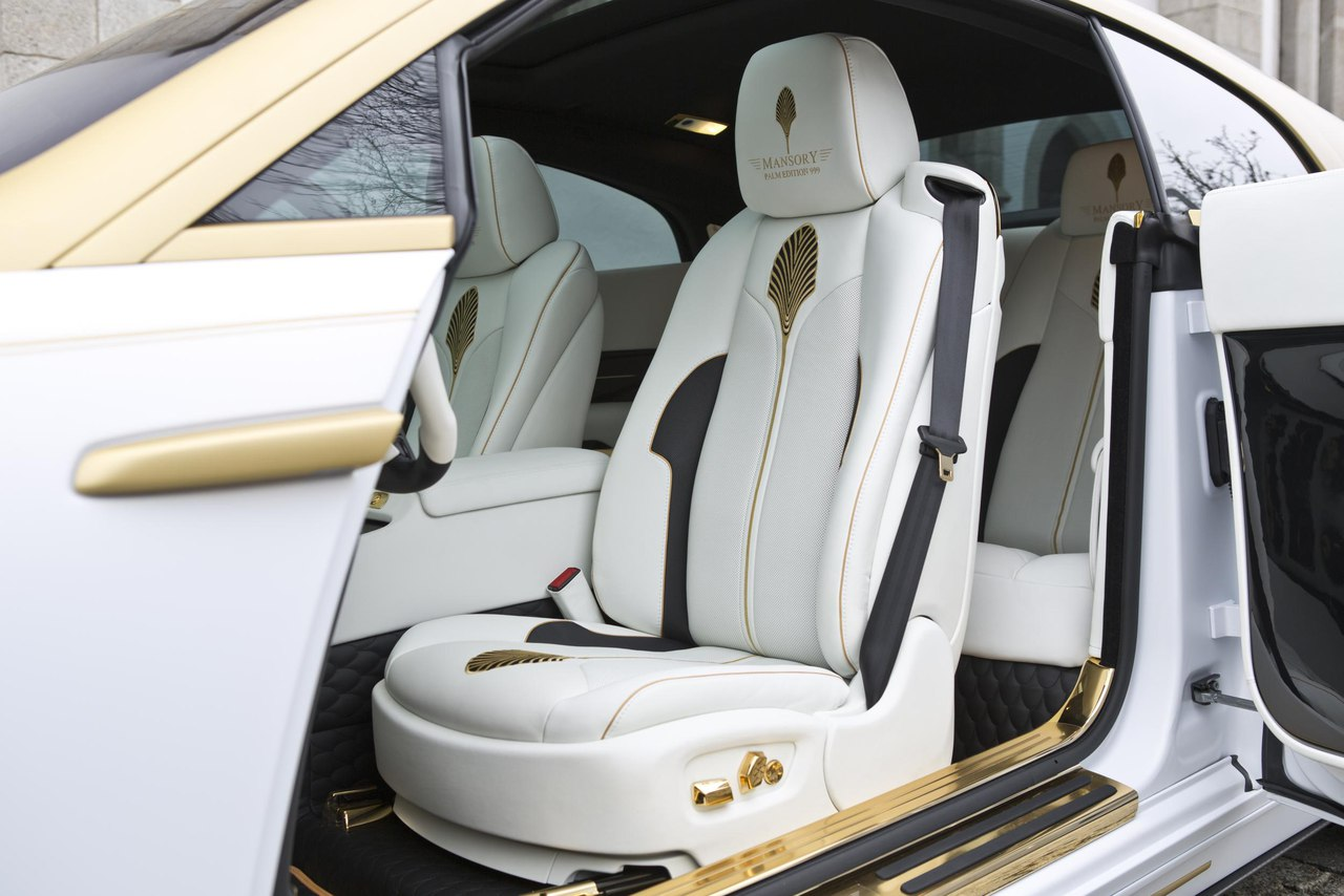 Mansory Rolls Royce Wraith 6