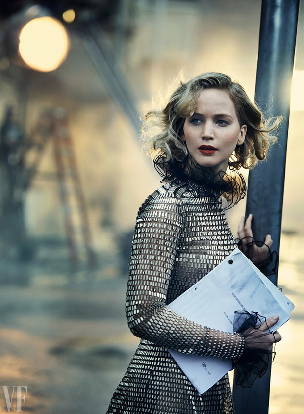 Jennifer Lawrence Vanity Fair 4