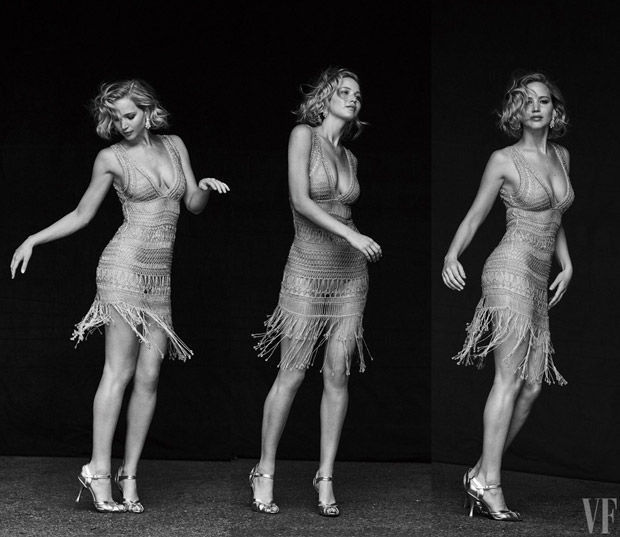 Jennifer Lawrence Vanity Fair 6