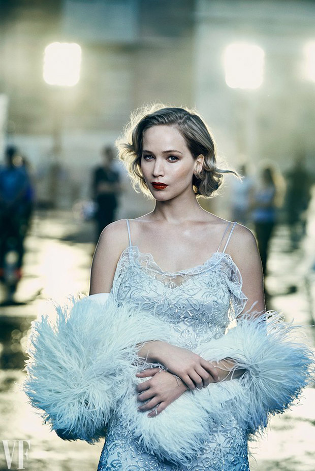 Jennifer Lawrence Vanity Fair 8