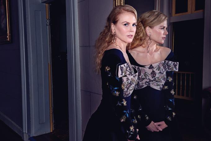 Nicole Kidman Flaunt Magazine 1