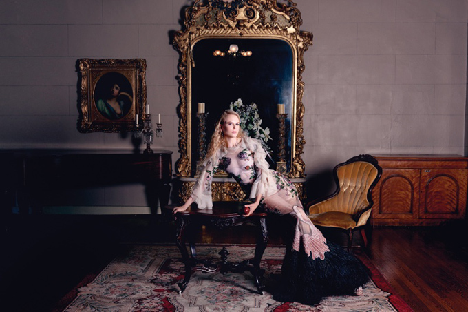 Nicole Kidman Flaunt Magazine 3