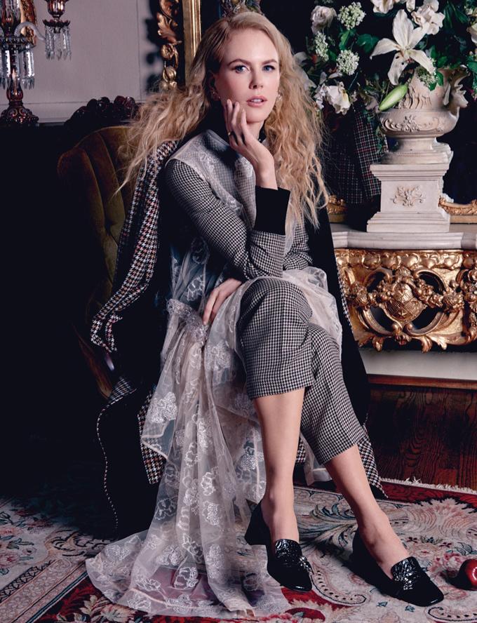 Nicole Kidman Flaunt Magazine 5