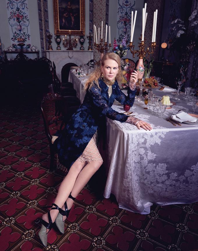 Nicole Kidman Flaunt Magazine 6