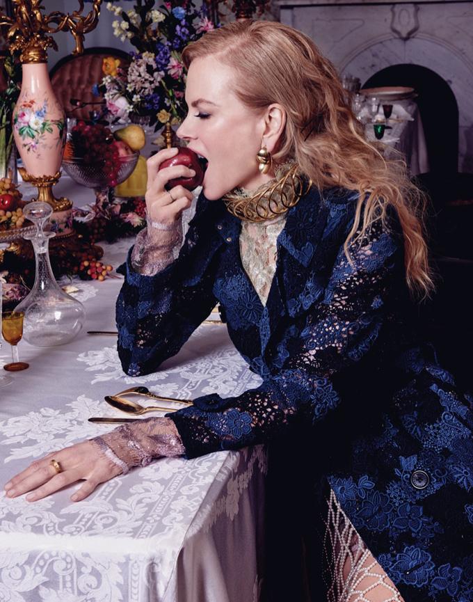 Nicole Kidman Flaunt Magazine 7