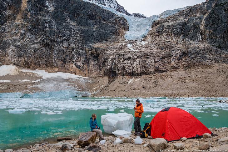 kanada skalistye gory 1