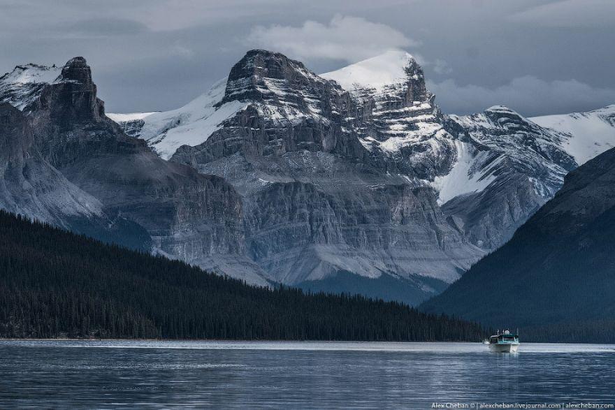 kanada skalistye gory 40