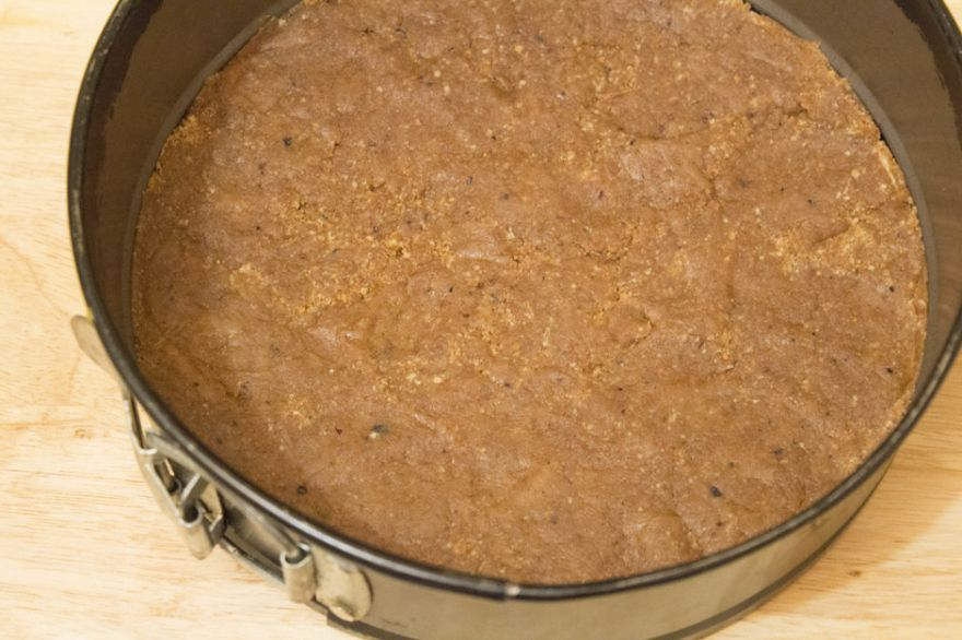 tykvenno karamelnyj chizkejk 1