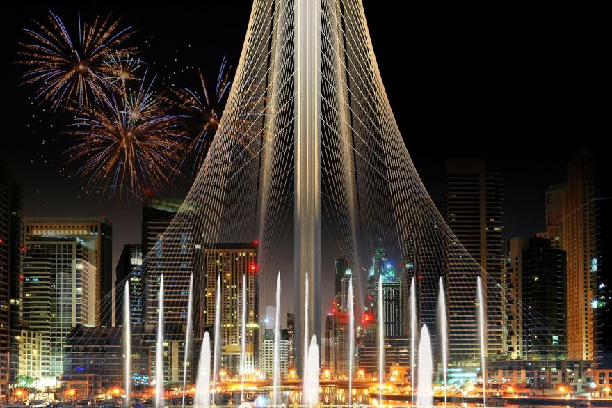 Dubai Creek Tower 2