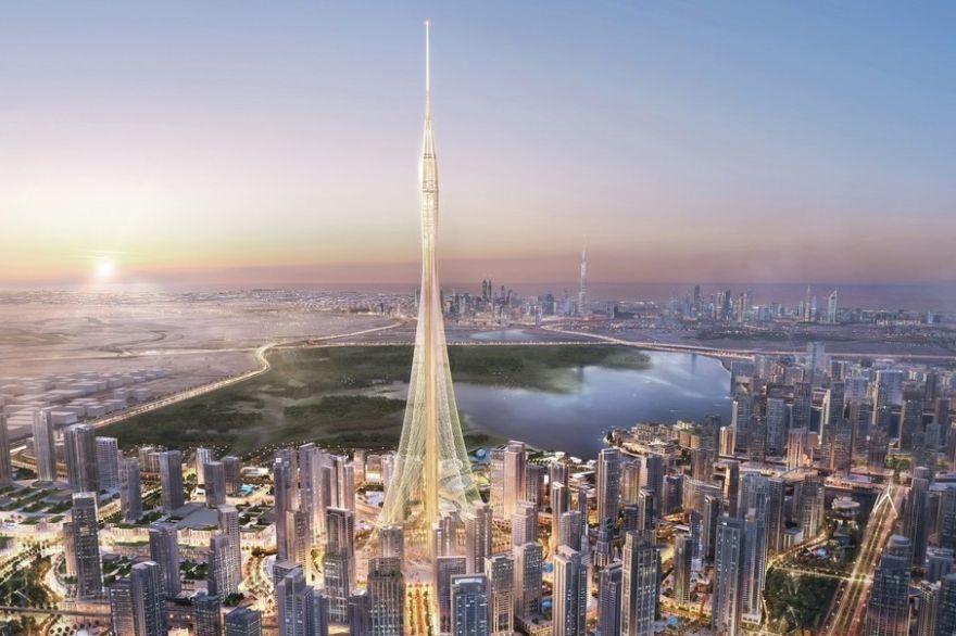 Dubai Creek Tower 5
