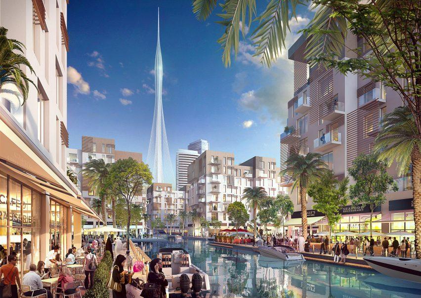 Dubai Creek Tower 6