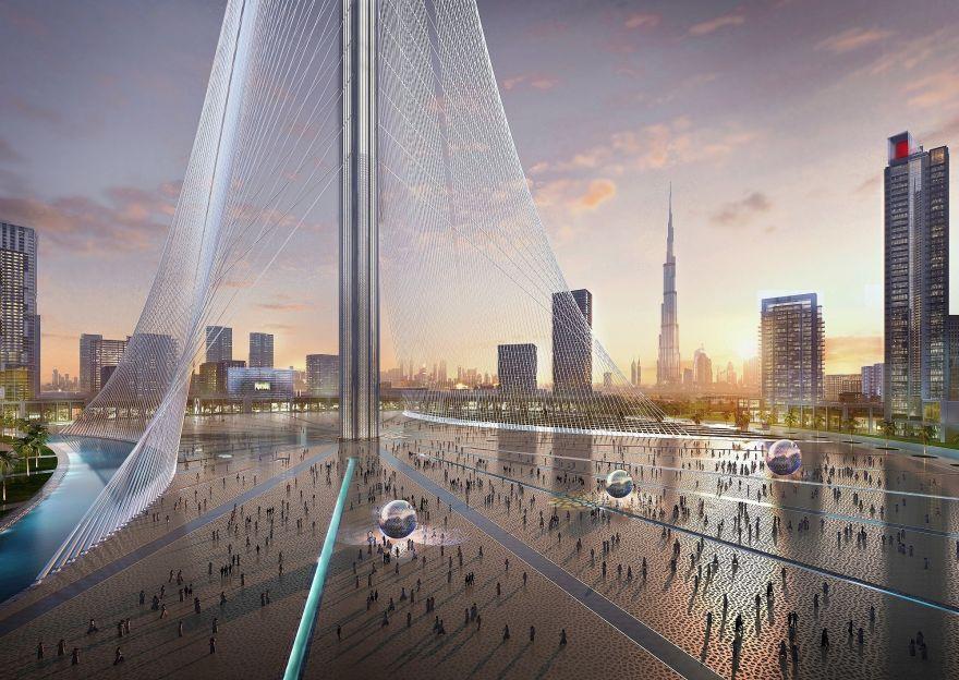 Dubai Creek Tower 7