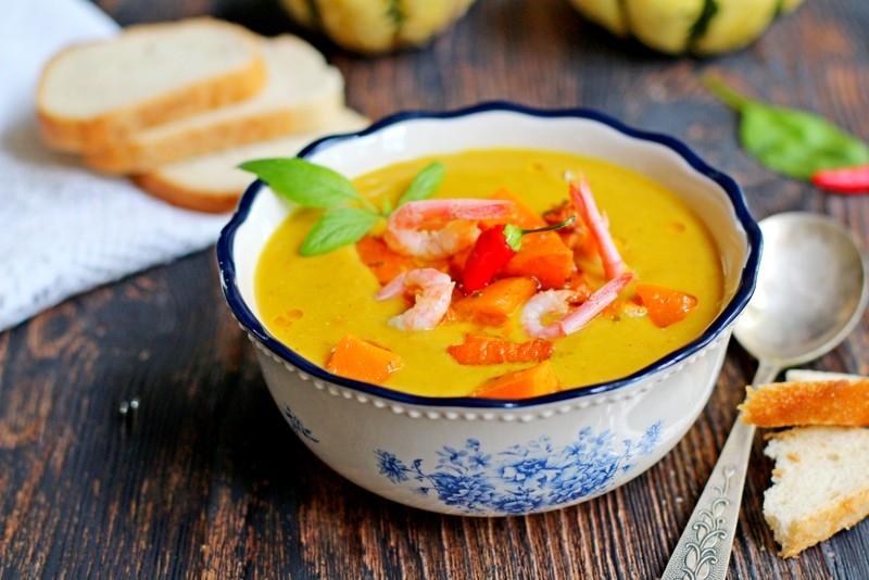pikantnyj tykvenno chechevichnyj sup 6