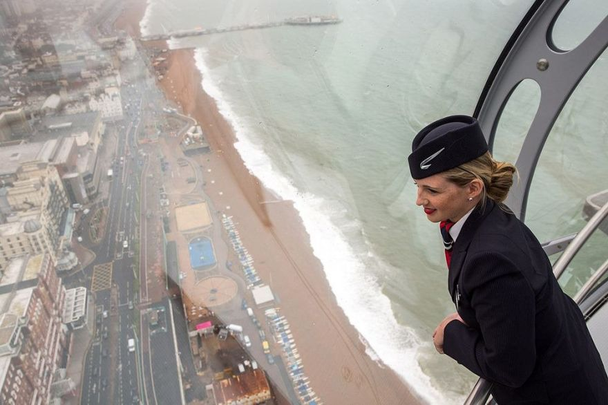 smotrovaya bashnya the british airways i360 11