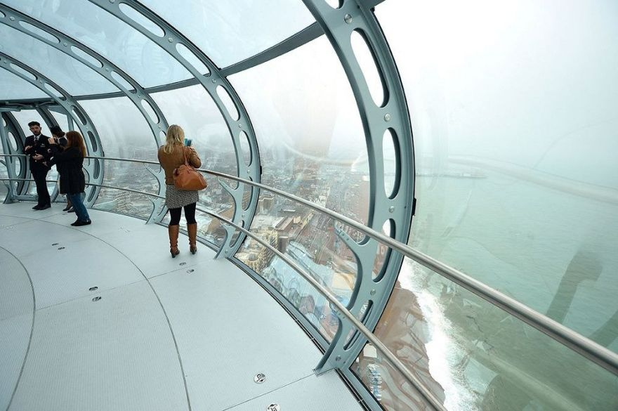 smotrovaya bashnya the british airways i360 7