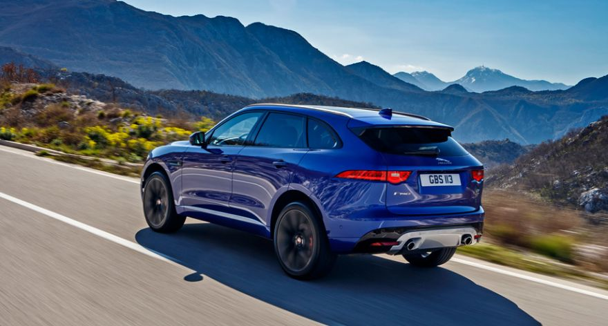 F Pace 3