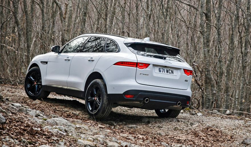 F Pace 6