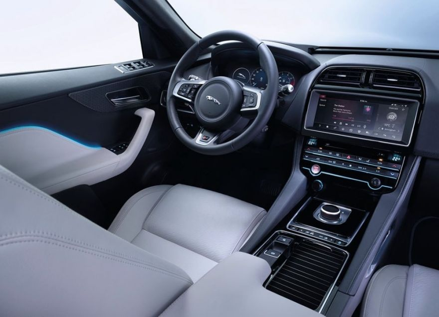F Pace 9
