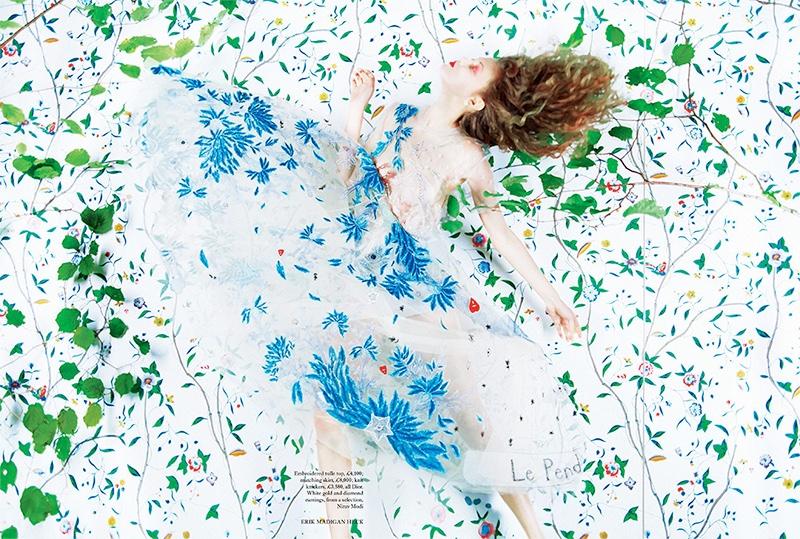 Lindsey Wixson Harpers Bazaar 10