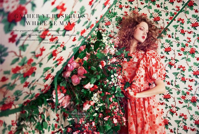 Lindsey Wixson Harpers Bazaar 2